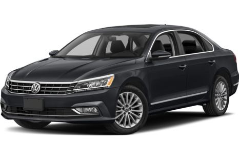 2017_Volkswagen_Passat_1.8T SE w/Technology_ Everett WA