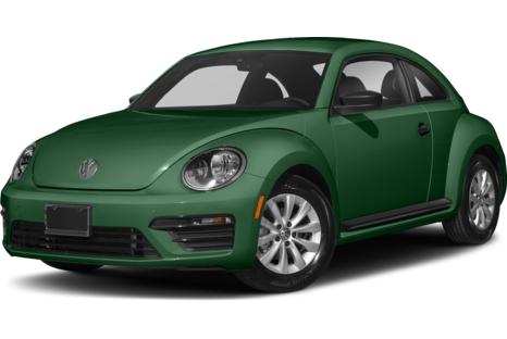 2017_Volkswagen_Beetle_1.8T SE_ Everett WA