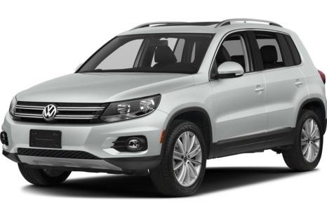 2017 Volkswagen Tiguan 2.0T SEL 4MOTION Everett WA