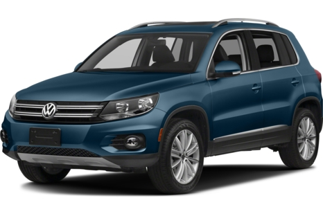 2017 Volkswagen Tiguan 2.0T S 4MOTION Everett WA