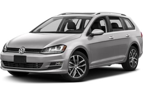 2017 Volkswagen Golf SportWagen SEL Everett WA