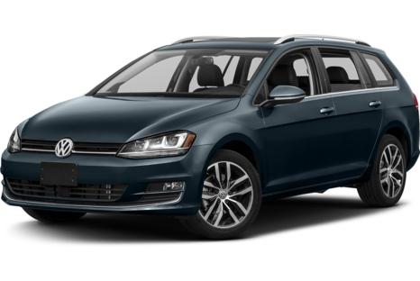 2017 Volkswagen Golf SportWagen S  4MOTION Everett WA
