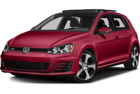 2017 Volkswagen Golf GTI S Everett WA