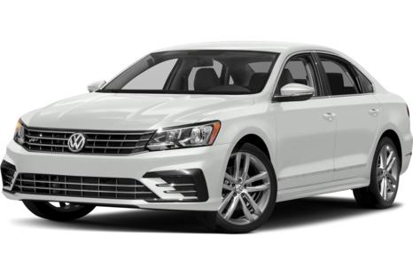 2017 Volkswagen Passat R-Line w/Comfort Pkg Everett WA