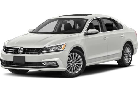 2017 Volkswagen Passat 1.8T SE Everett WA