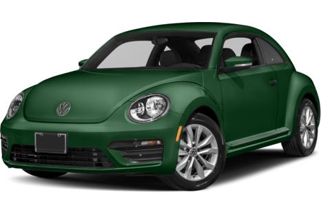 2017 Volkswagen Beetle 1.8T Classic Everett WA