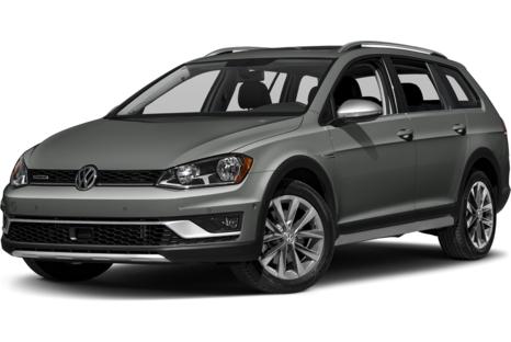 2017 Volkswagen Golf Alltrack SE Alltrack Everett WA