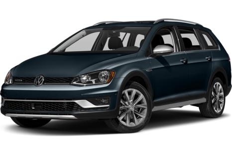 2017 Volkswagen Golf SE Alltrack Everett WA