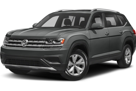 2018 Volkswagen Atlas 3.6L V6 Launch Ed AWD Everett WA