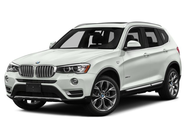 New BMW X3 in Bend