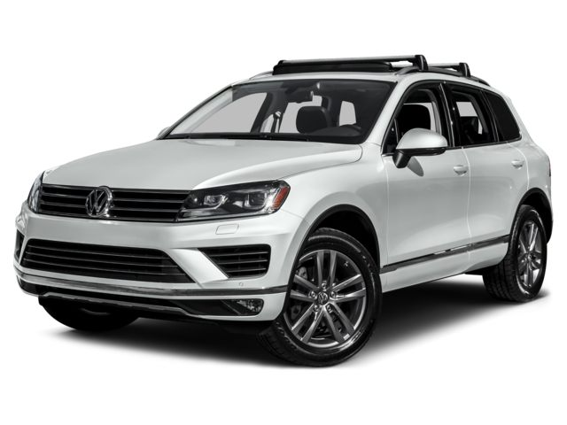 New Volkswagen Touareg in Bend