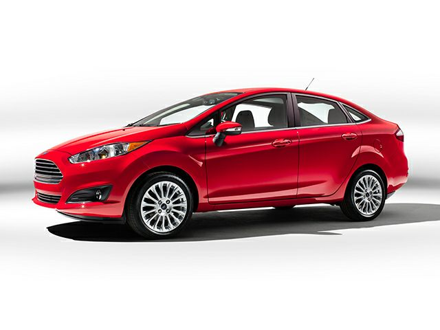 Ford Fiesta Dealer near Modesto CA