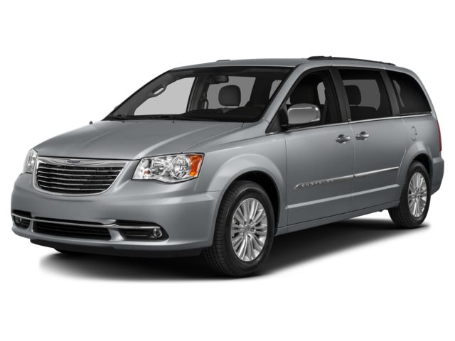 2016 Chrysler Town & Country Minivan