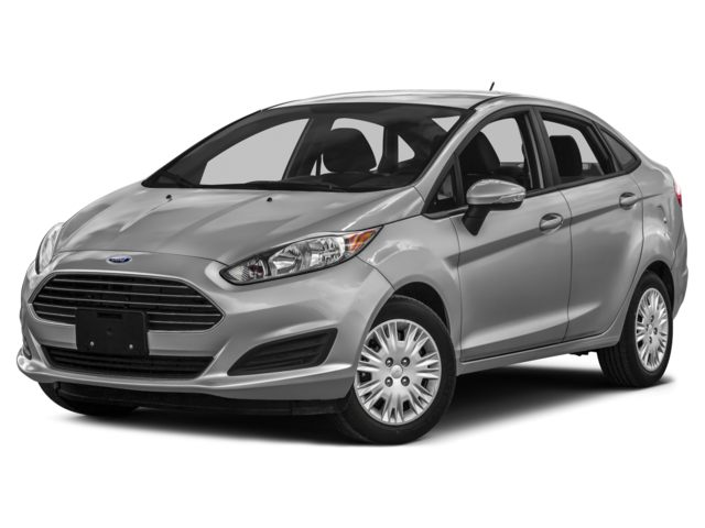 2016 Ford Fiesta car