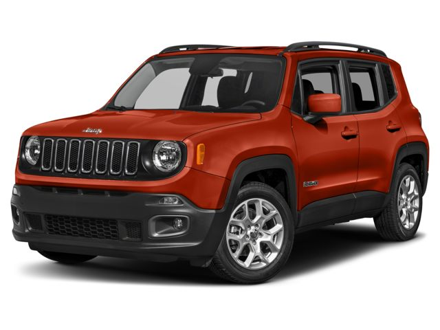 2016 Jeep Renegade Suv Showroom Serving Corvallis
