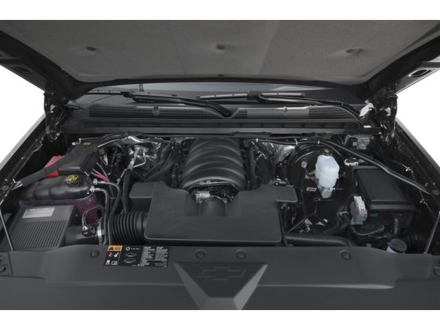 2018 Chevy  Silverado 1500 High  Country Engine Compartment