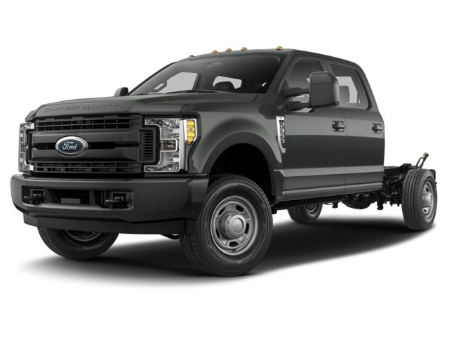 Ford F-350 Chassis Commercial Truck