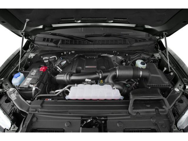 2018 Ford Raptor 3.5L V6 EcoBoost engine