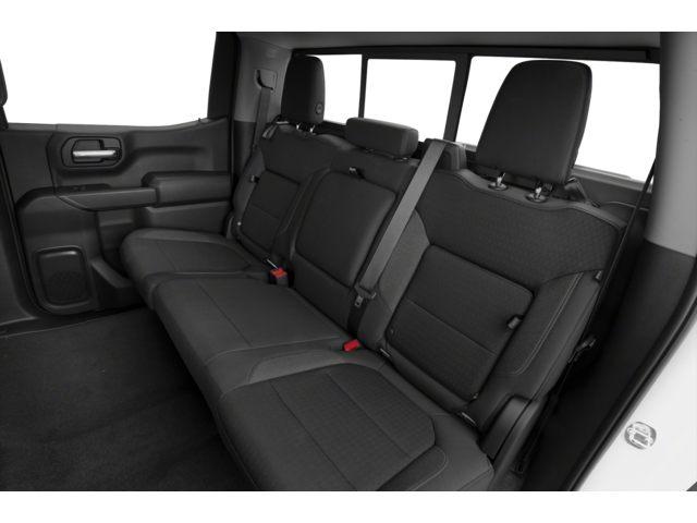 2020 Chevrolet Silverado 1500 Back Seat