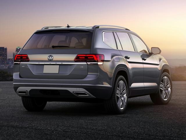 2018 Volkswagen Atlas Launch Edition Hawthorne CA 18647703