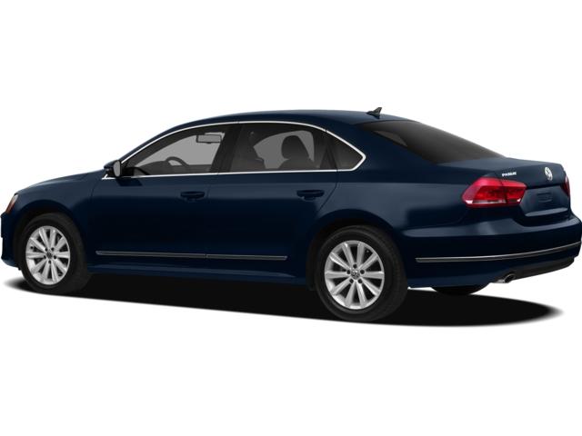 2012 Volkswagen Passat SE w/Sunroof & Nav PZEV Providence RI