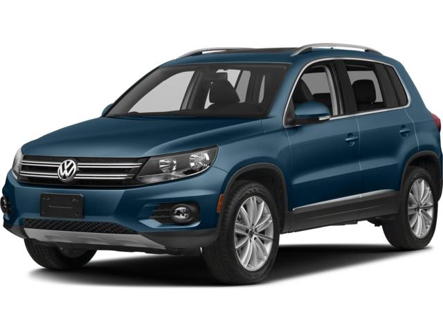 2017 Volkswagen Tiguan Limited 2.0T S Mentor OH