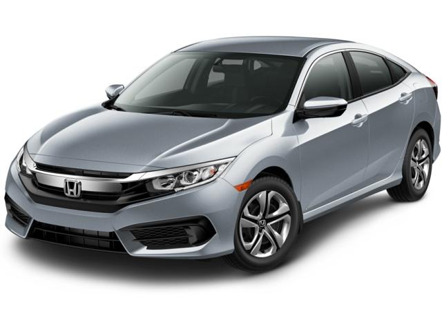 2018 Honda Civic Sedan LX CVT El Paso TX
