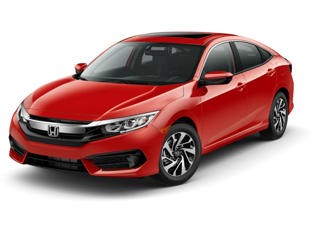 2018 Honda Civic Sedan EX CVT El Paso TX
