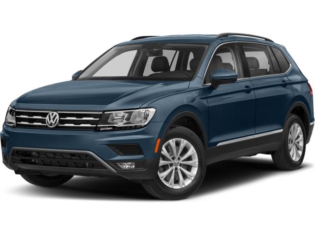 2018 Volkswagen Tiguan 2.0T S Mentor OH