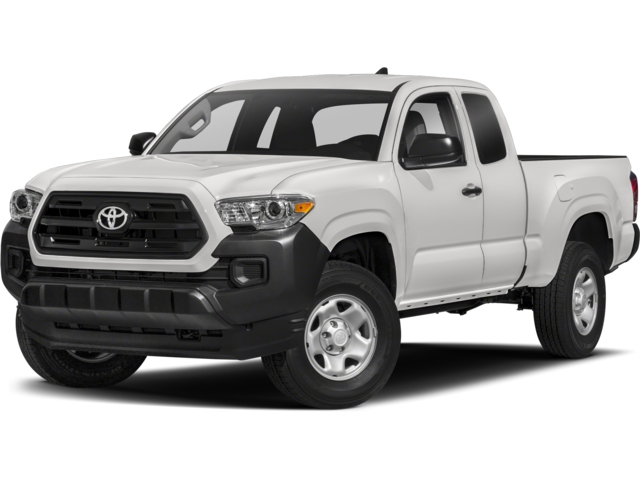 2017 toyota tacoma sr access cab 6 39 bed i4 4x2 at midland. Black Bedroom Furniture Sets. Home Design Ideas