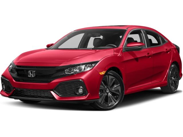 2017 Honda Civic EX-L Golden CO
