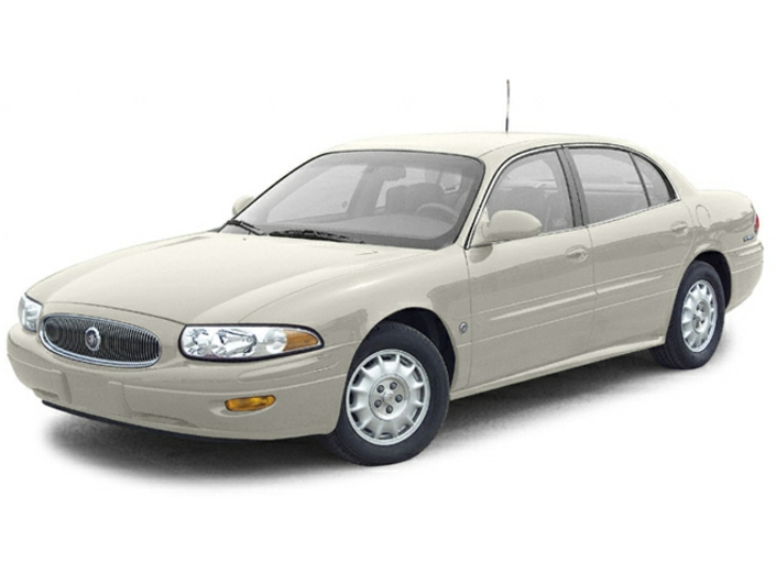 2004 Buick Lesabre 4dr Sdn Limited Lake Elmo MN