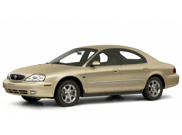2001 Mercury Sable 4dr Sdn LS Premium Lake Elmo MN