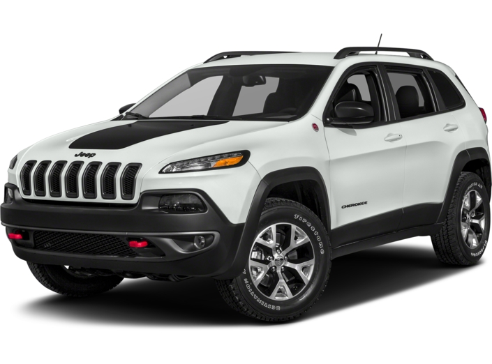 2016 Jeep Cherokee 4WD 4dr Trailhawk St. Paul MN