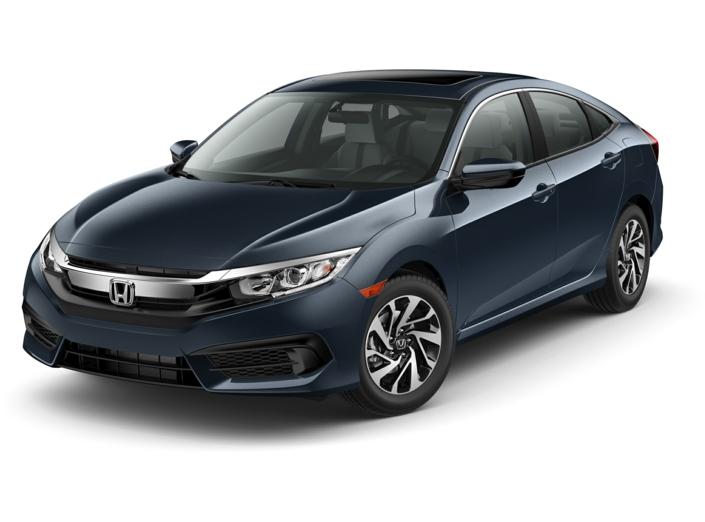 2017 Honda Civic Sedan EX West New York NJ