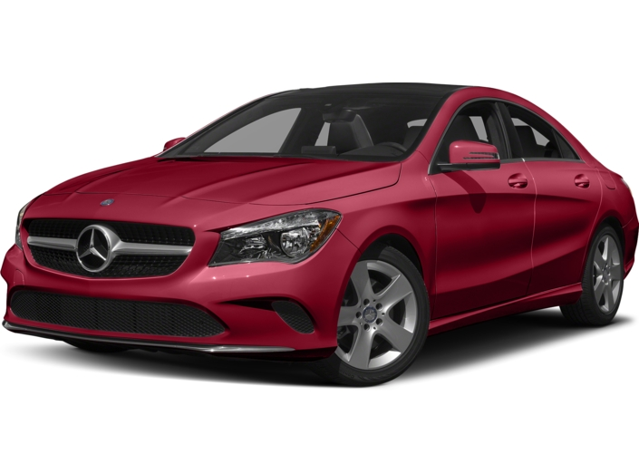 2018 Mercedes-Benz CLA 250 4MATIC® COUPE Long Island City NY