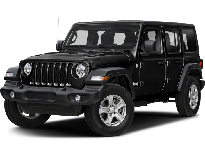 2018 Jeep Wrangler Unlimited 4x4 St. Paul MN