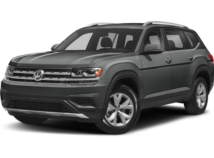 2018 Volkswagen Atlas SE w/Technology and 4Motion Lexington KY