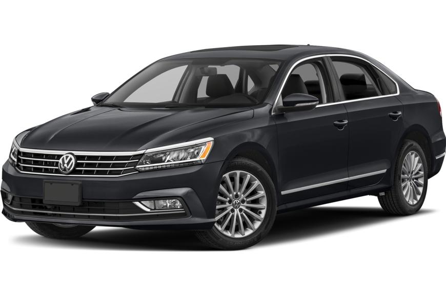 2017_Volkswagen_Passat_V6 SEL Premium_ Gladstone OR