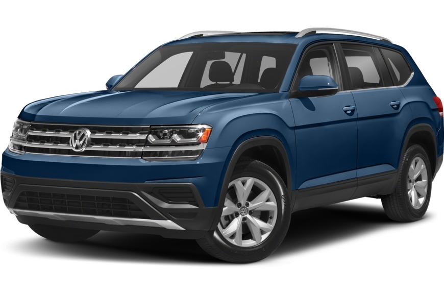 2018_Volkswagen_Atlas_SEL Premium 4Motion_ Gladstone OR