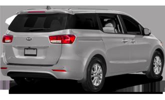 2017 Kia Sedona LX+ Passenger Van