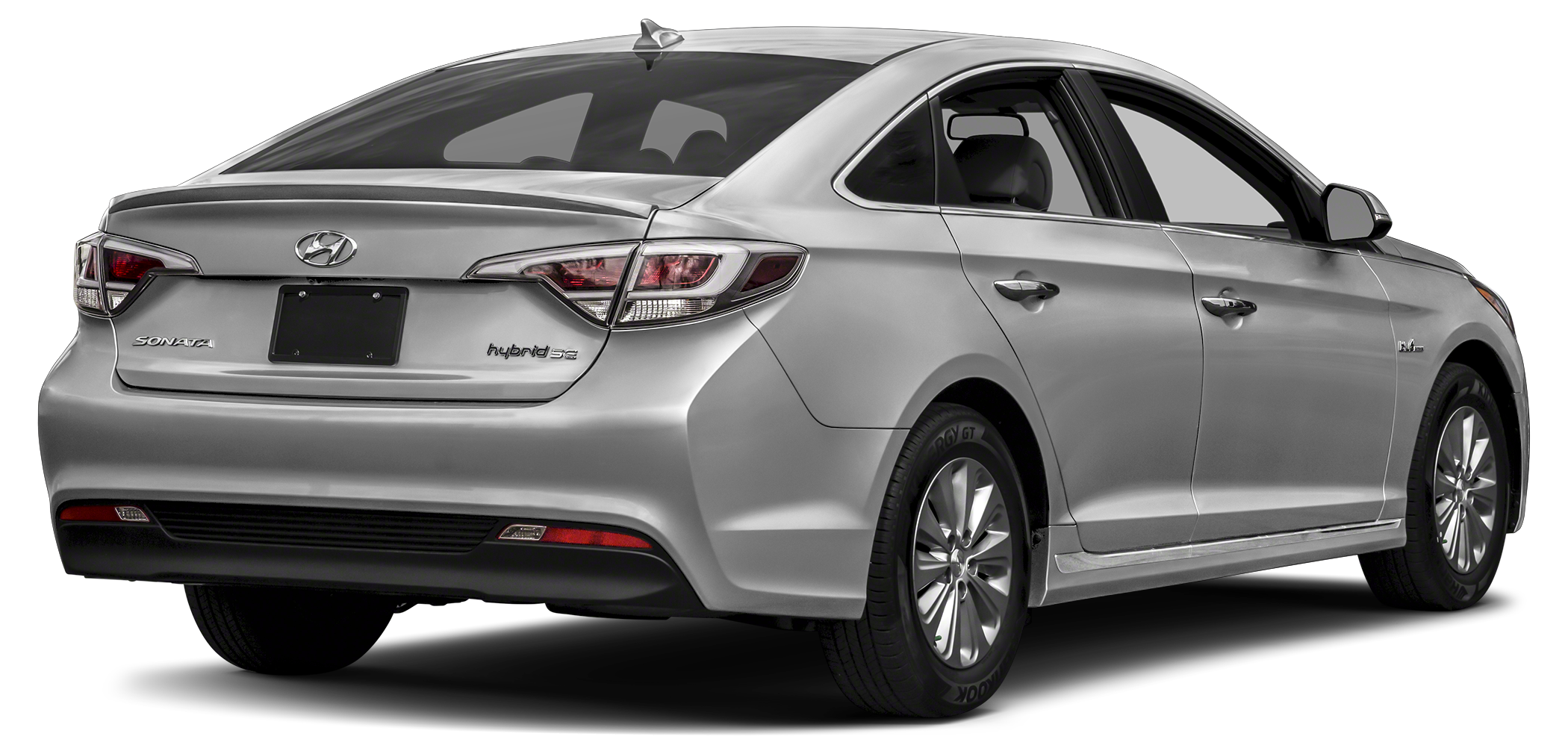 2017 Hyundai Sonata Hybrid Base 4dr Sedan