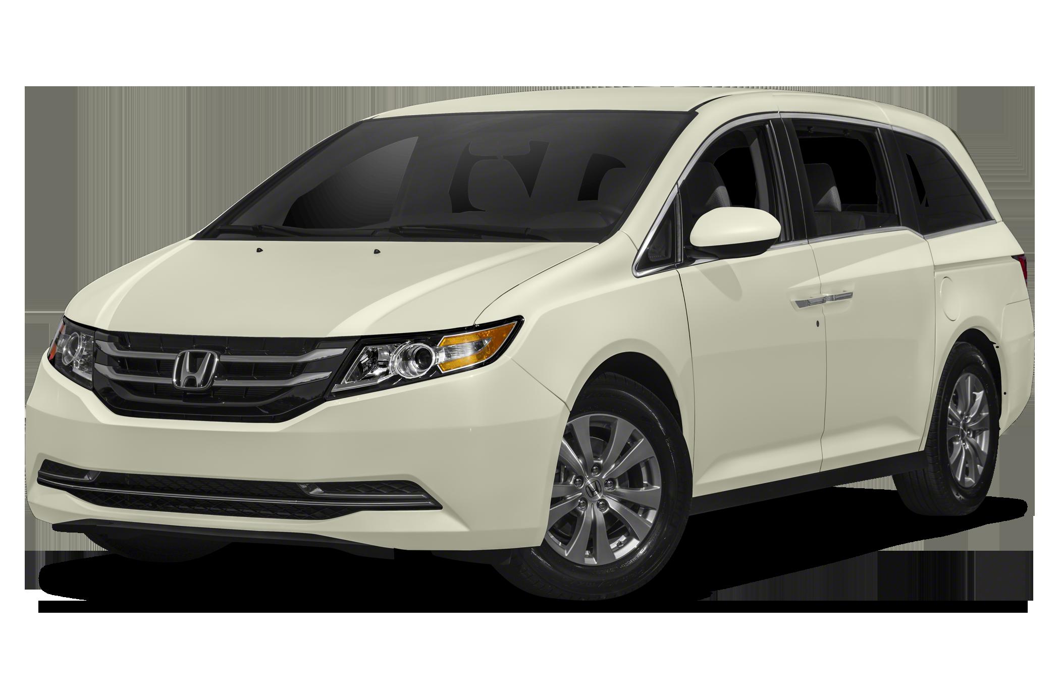 2017 Honda Odyssey SE Passenger Van