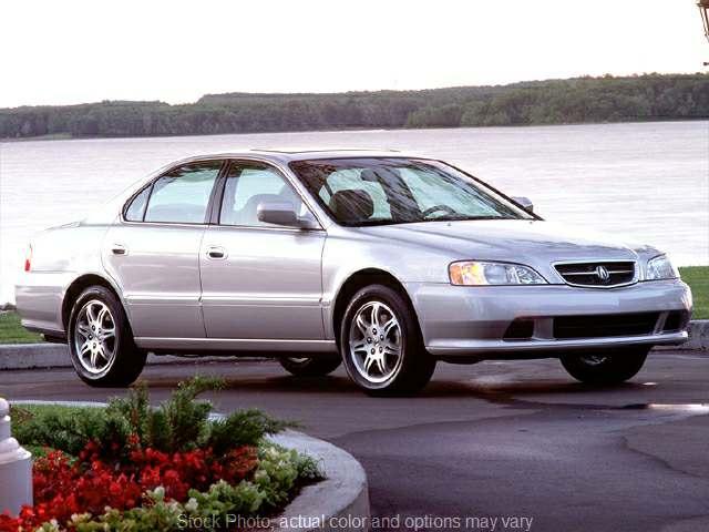 2000 Acura TL 4d Sedan w/Navigation at Edd Kirby's Adventure near Dalton, GA