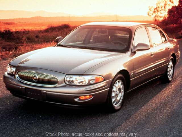 2000 Buick LeSabre 4d Sedan Limited at City Wide Auto Credit near Toledo, OH