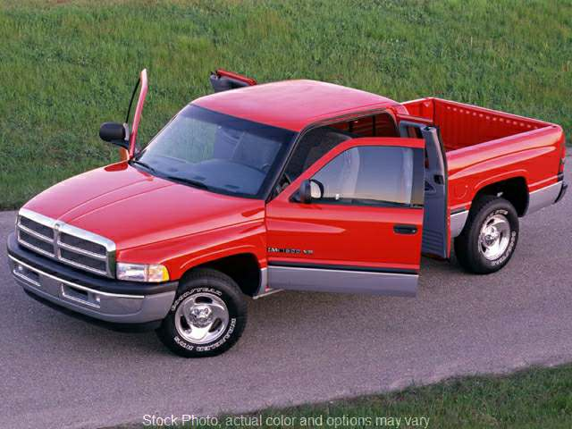 Used 2001  Dodge Ram 1500 4WD Quad Cab SLT at Shields Auto Center near Rantoul, IL