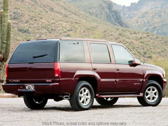 Used 2000  GMC Yukon 4d SUV 4WD Denali at The Gilstrap Family Dealerships near Easley, SC