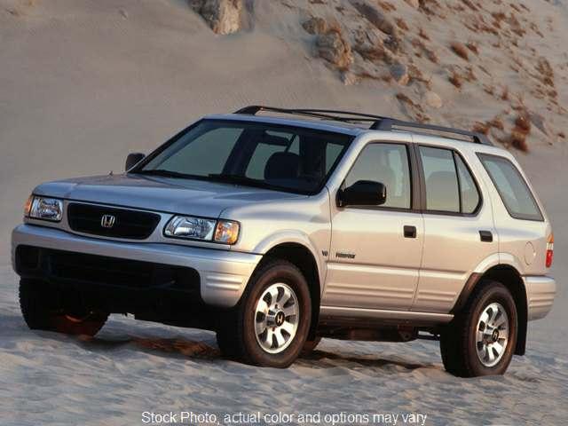 Used 2000  Honda Passport 4d SUV 4WD LX at Edd Kirby's Adventure near Dalton, GA