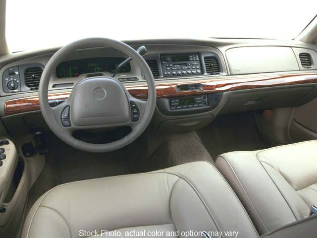 Used 2000  Mercury Grand Marquis 4d Sedan LS Premium at Royal Car Center near Philadelphia, PA