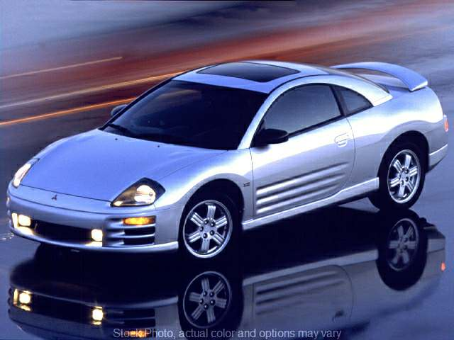 Used 2000  Mitsubishi Eclipse 3d Coupe GT at VA Cars West Broad, Inc. near Henrico, VA